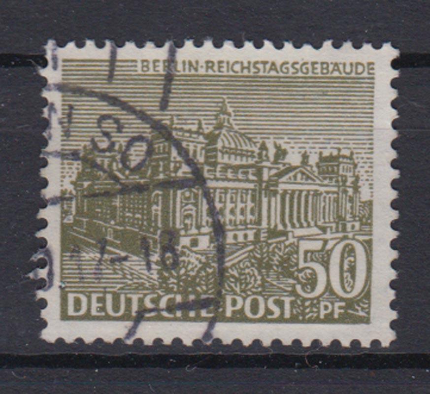 42-60 Berliner Bauten Berlin Postfrisch 1949 Minr Architektur